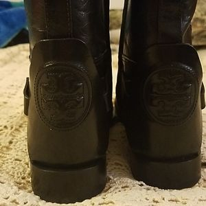 NEW AUTHENTIC TORY BURCH BOOTS.